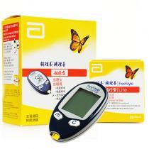 雅培辅理善血糖仪越捷型