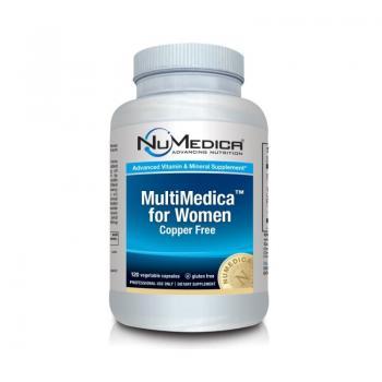 女士复合营养素 120粒 觉厉™品质 NuMedica® 美国原装进口