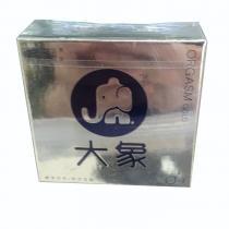 天然膠乳橡膠避孕套(高潮黃金款)2只