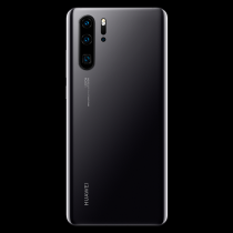 华为HUAWEI P30 Pro 8GB+128GB黑色 麒麟980超感光徕卡四摄 屏内指纹 曲面屏 双景录像